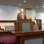 Missionary Rex Switzer - February 2, 2012 BVBC